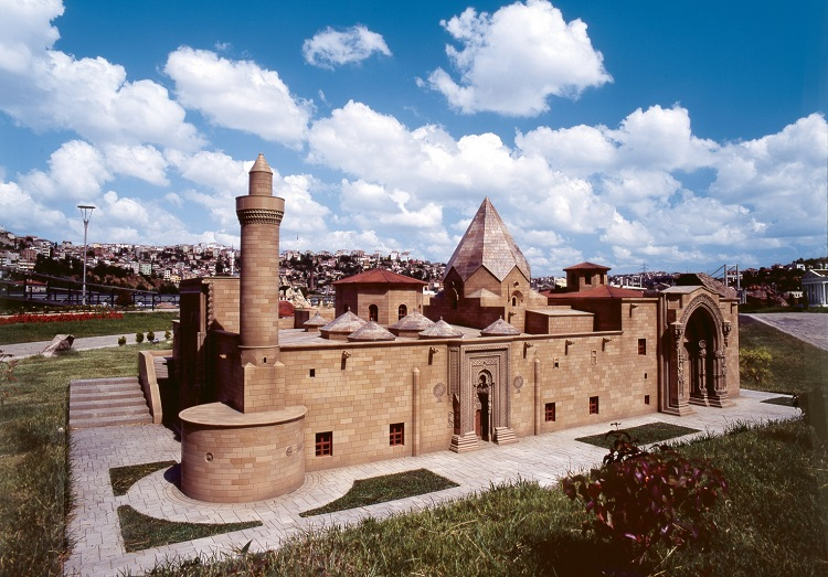 Divriği Ulu Camii Sivas Ülkemizi Sembolize Eden mekanlar