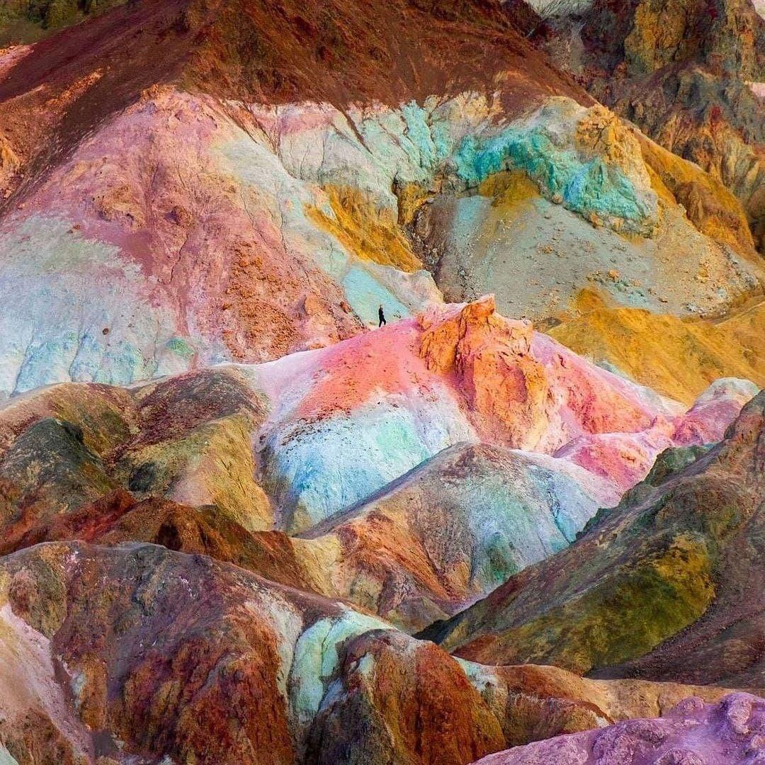 Ölüm Vadisi (Death Valley)