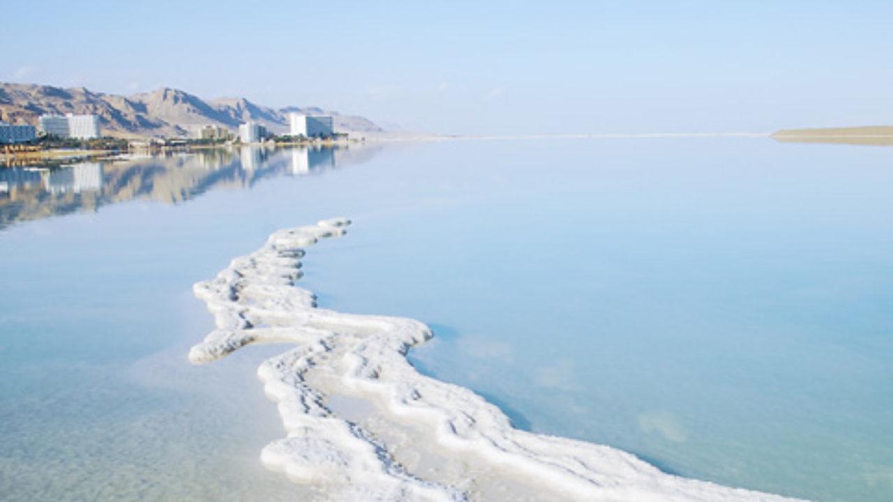 Dünyanın en tuzlu ve en tuzsuz denizleri vede özellikleri