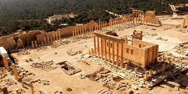 Palmira Antik Kenti Suriye