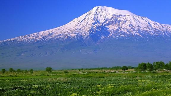 Doğa Harikası Ağrı Dağı
