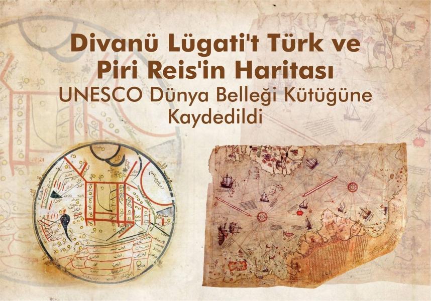 Divanü Lügati't-Türk Dünya Belleği Kütüğüne kaydedildi