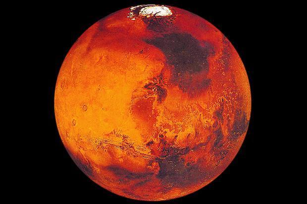 Mars gezegeninin suyu nereye gitti