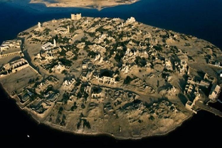 Afrika'da Sevakin Adası