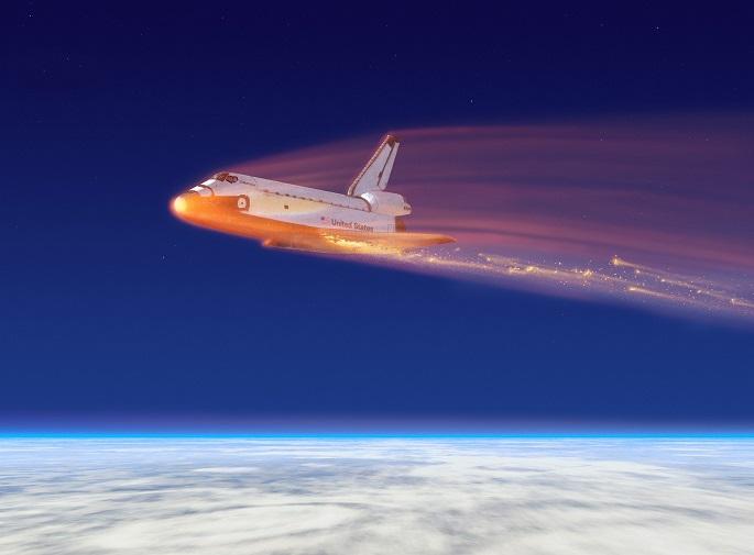 Atmosfer Uzaydan Gelen Gök Cisimlerini Parçalarken Uzay Araçlarını Neden Parçalamaz