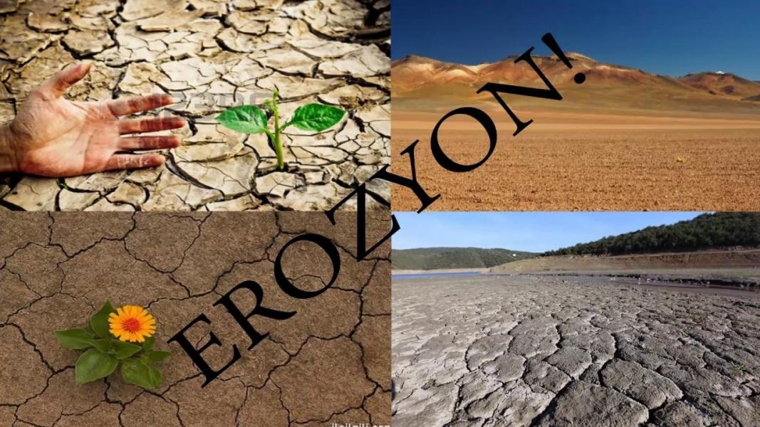 Erozyon nedir?