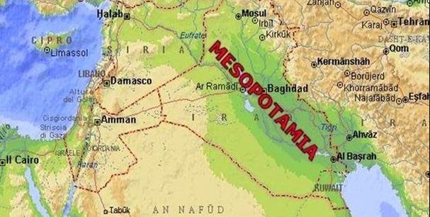 Mezopotamya ne demektir? Mezopotamya neresidir?