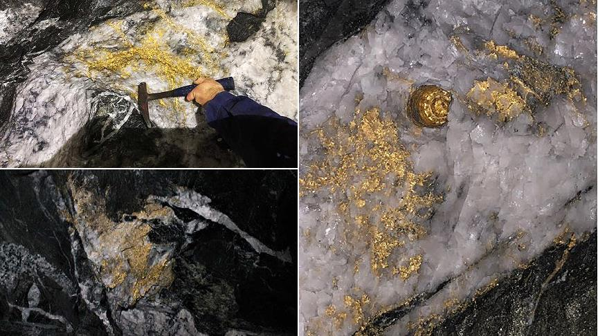 Altın Elementi Nasıl Oluşur?