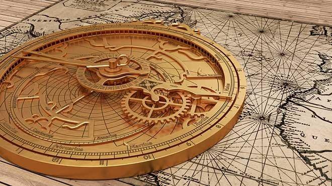 Eski Çağların GPS'i Usturlap