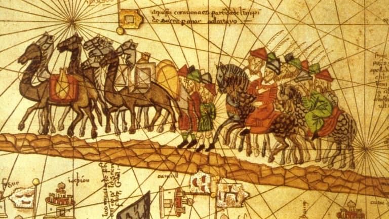 Dünya Tarihininde Önemli 8 Antik Ticaret Yolu