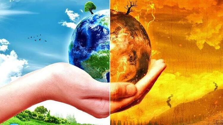 Doğal Ortamda İnsan Etkisiyle Meydana Gelen Değişimler