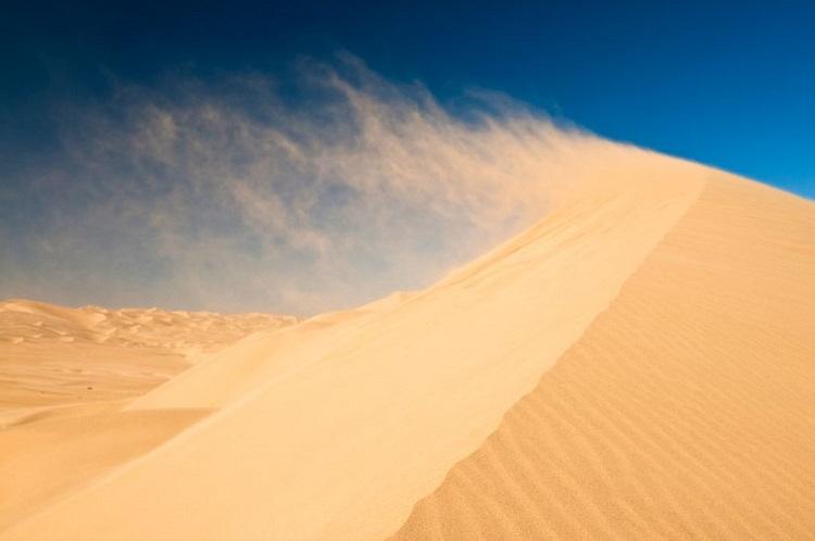 Dış Kuvvetler - Rüzgar Aşınım ve Birikim Şekilleri