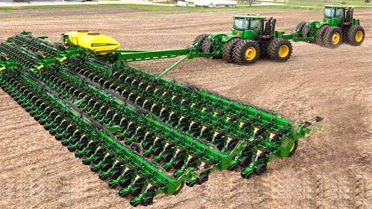 Modern Tarımın Temsilcisi: A.B.D. – Hollanda