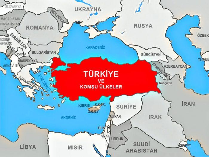 Geçmişten Geleceğe Türkiye'nin Jeopolitiği