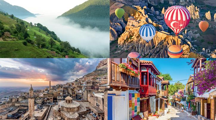 Dünya Turizminde Türkiye'nin Yeri