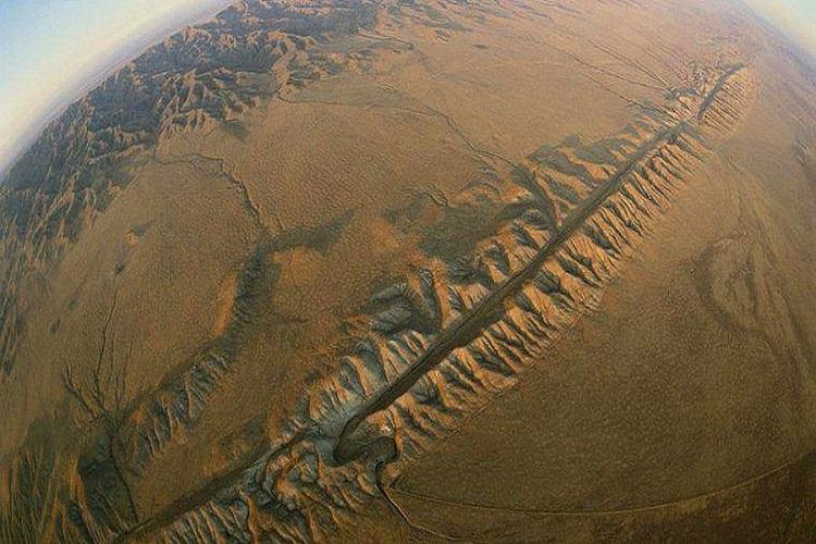 San Andreas Fayı Amerika