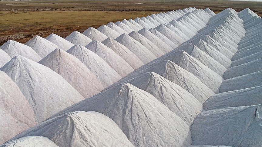 Solüsyon Madenciliği Tuz Üretimi